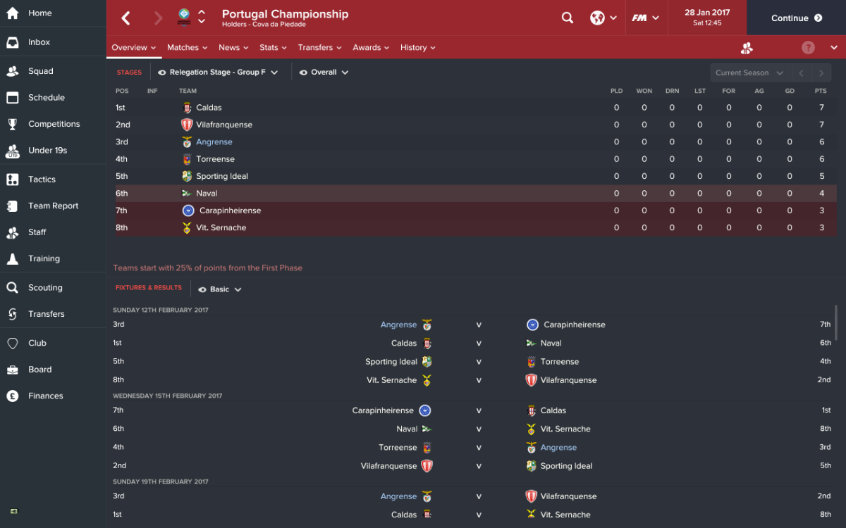 Our New League 101 (Franjo: A Journeyman Story – Mini-sode 12.5)