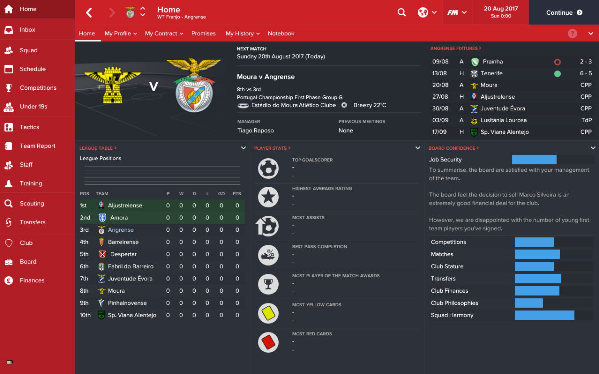 PT Championship – First Phase Group G (Franjo: A Journeyman Story – Mini-sode 26.5)