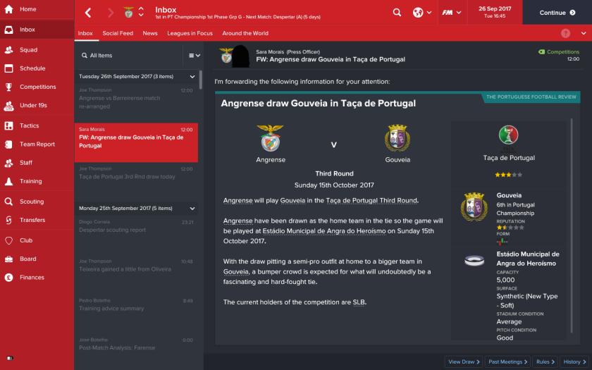 31 next round cup