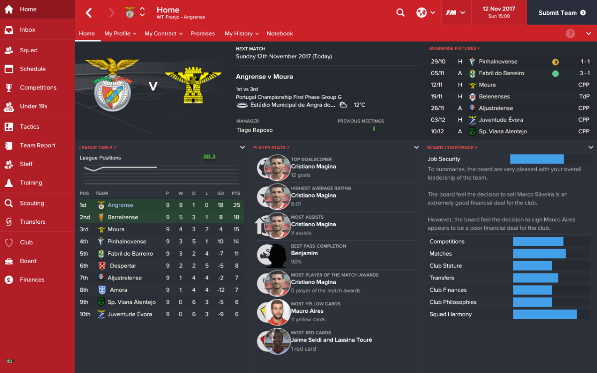 The Beautiful Game (Franjo: A Journeyman Story –Ep33)