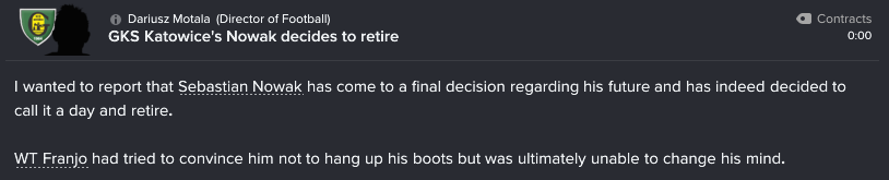 64 9 nowak retires
