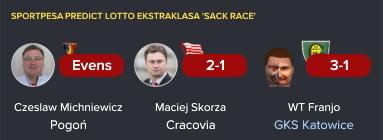 67 3 sack race