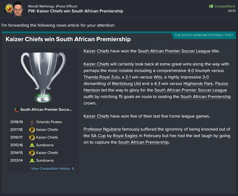 95 3 1 kaizer chiefs win