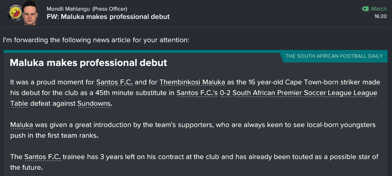 95 4 1 maluka debut