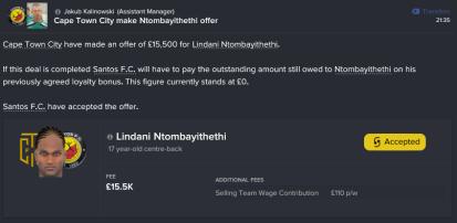 96 19 ntombayithethi offer