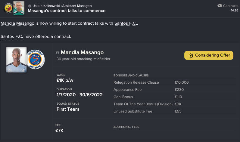 96 38 masango contract