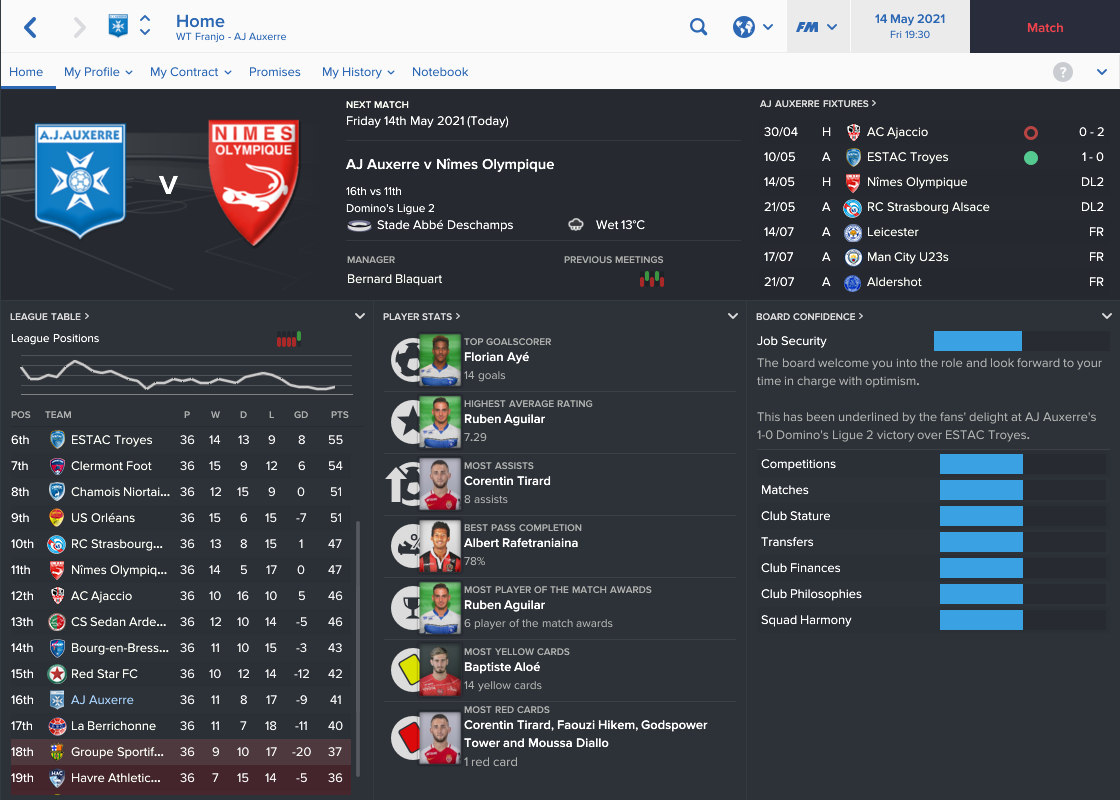 Healthy Competition (Franjo: A Journeyman Story – Ep119)
