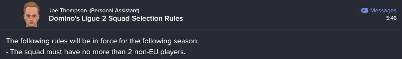 121 27 squad rules
