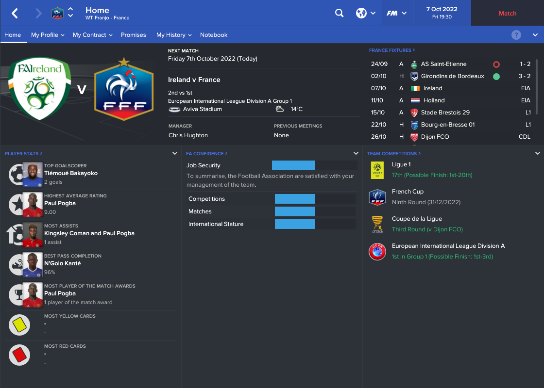 A Tale Of Two Trips (Franjo: A Journeyman Story – Ep152)
