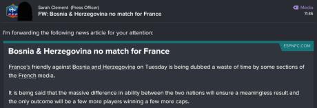 198 2 3 bosnia no match
