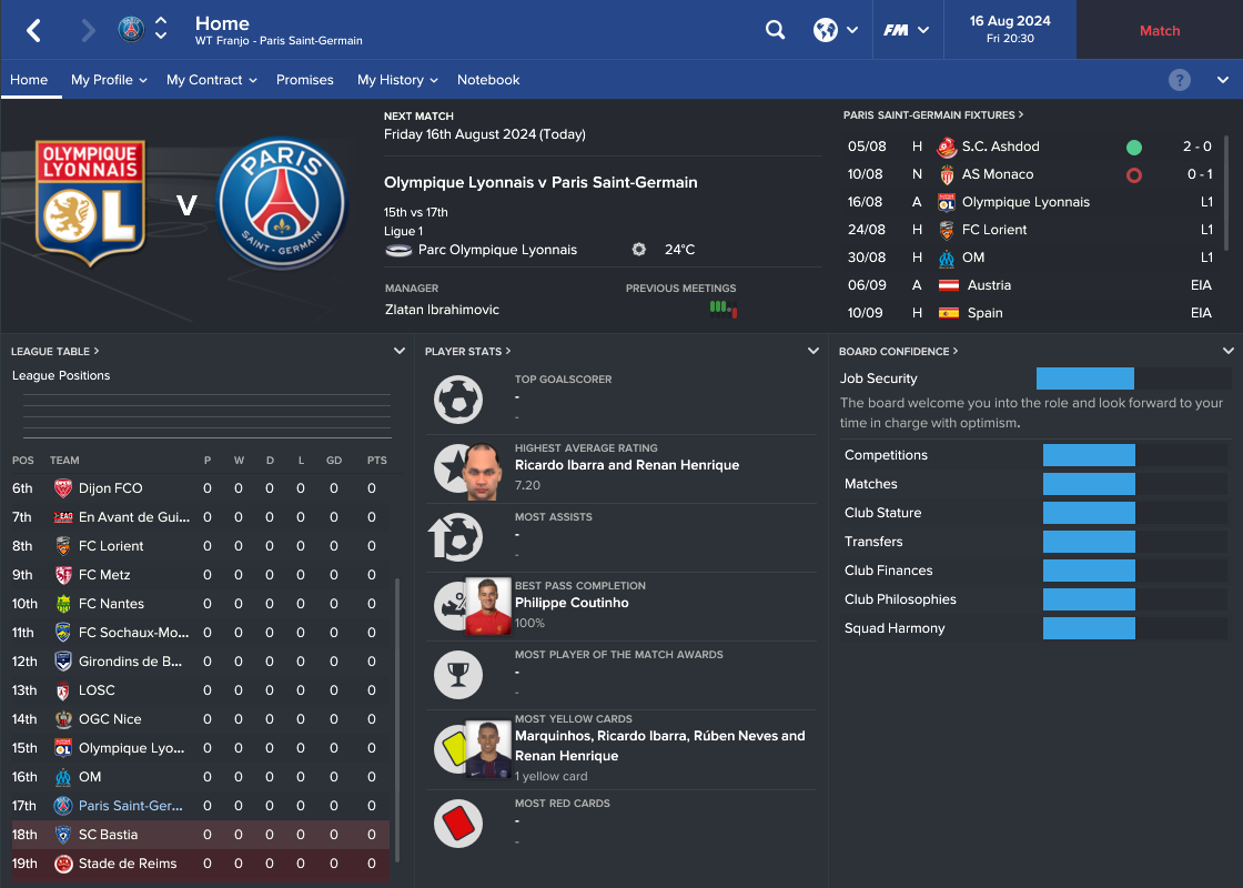 The Striker Dilemma (Franjo: A Journeyman Story – Ep203)