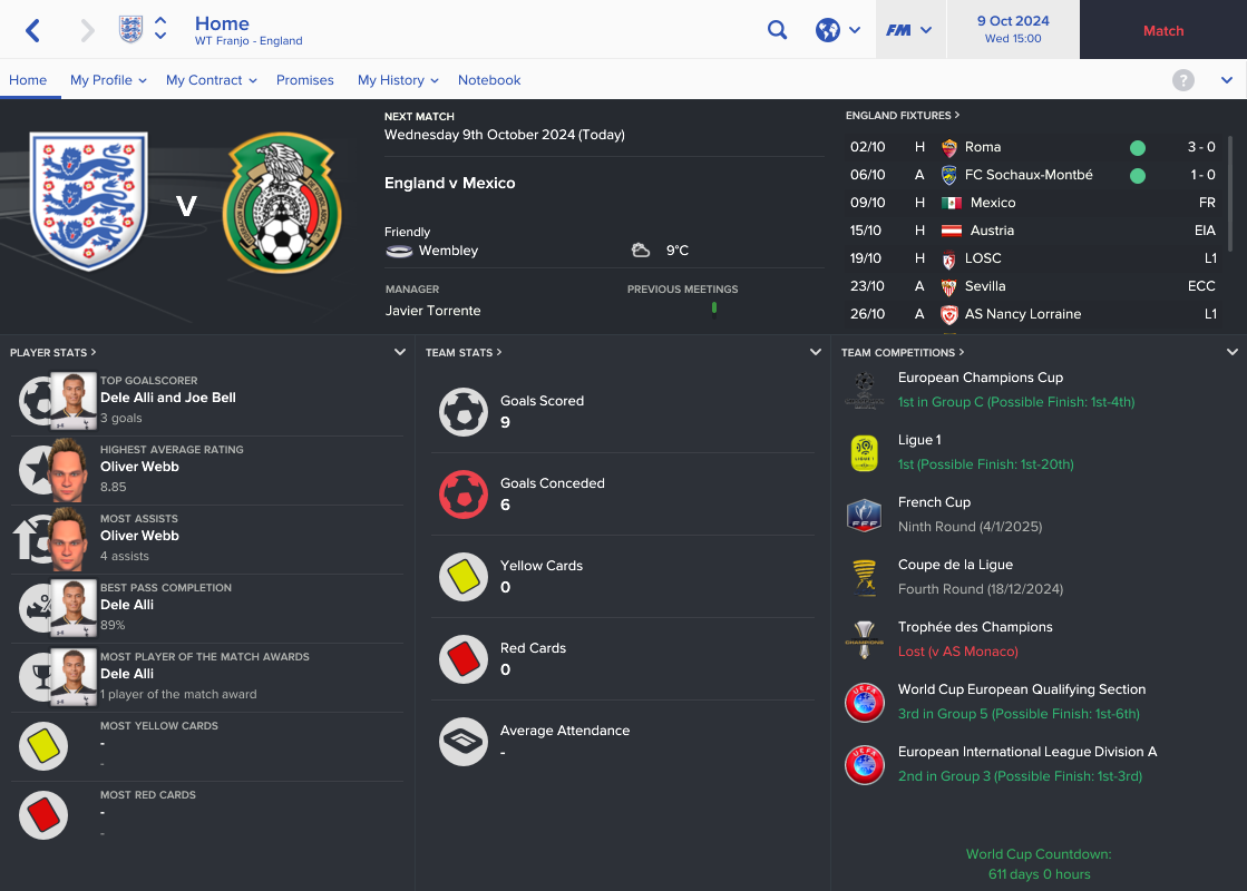 Too Faria (Franjo: A Journeyman Story –Ep209)